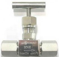 Игольчатый клапан КЗИ-16