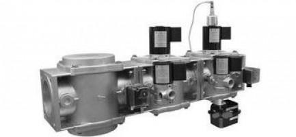 Блок электромагнитных клапанов СН