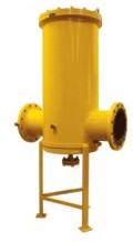 Фильтр газовый ФГ стальной корпус