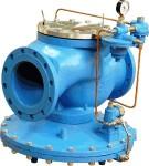 Регулятор давления газа РДБК