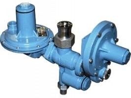 Регулятор давления газа РДГД-20М