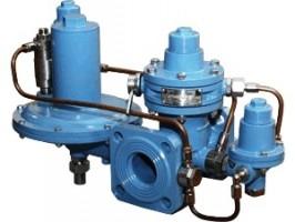 Регулятор давления газа РДСК-50/400Б