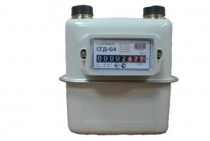 Cчетчик газаСГМ-4