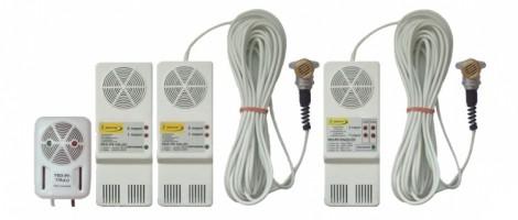 Устройство контроля загазованности УКЗ-РУ